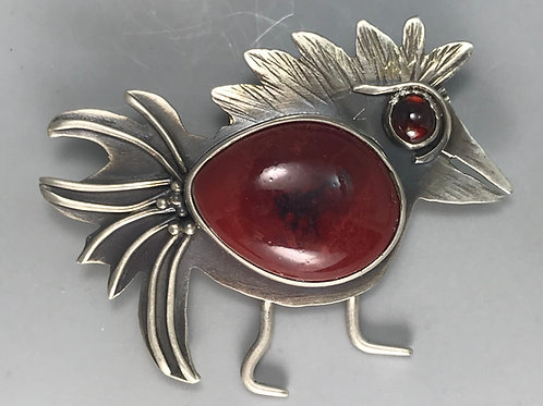 Exotic Bird-Peachbloom