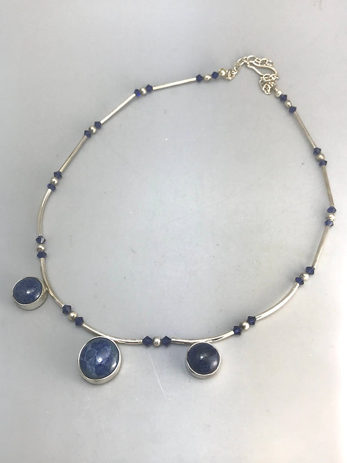 Delicate Tube Necklace