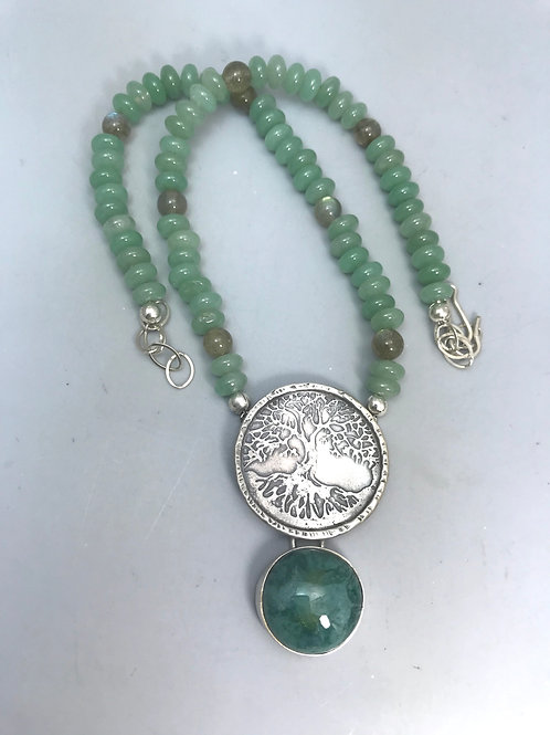 Tree of Life with Aventurine