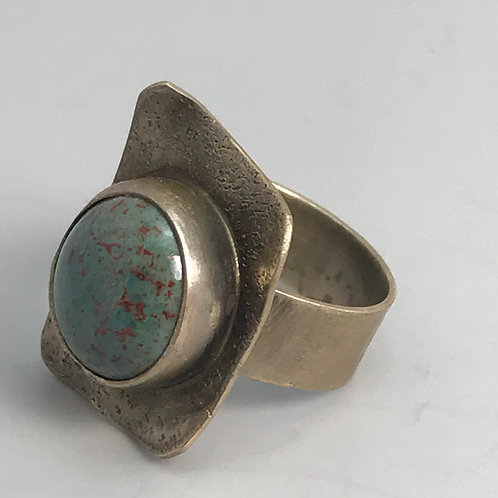 Chinese Blue Ring