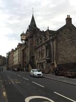 Wee in Edinburgh