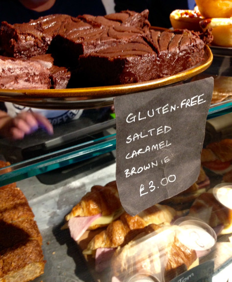 Best Brownies in London