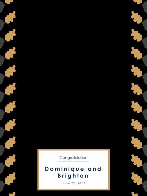 Christmas_Pattern_Leaf_Black&Gold_3x4_20