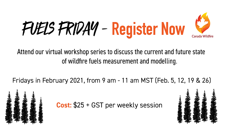 Fuels Friday Registration Open Web graph