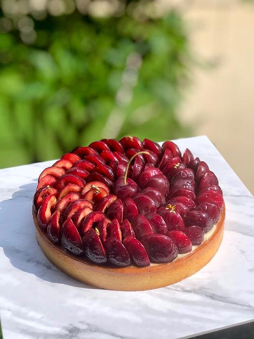 Very Cherry Tart