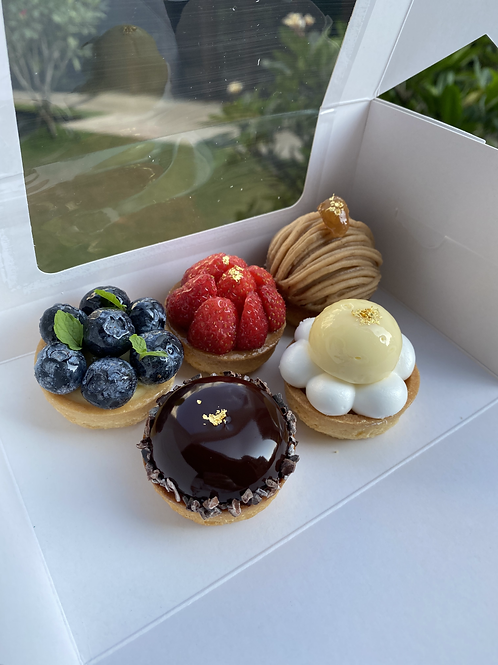 La petite tart edition for 6 June