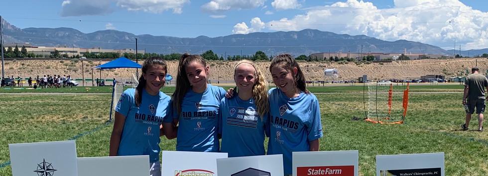 Team USA 05 Girls- Olders Winners