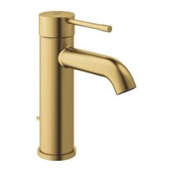 Grohe Essence - Brushed Gold Short Sink Faucet
