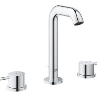 Grohe Essence Chrome 3-hole Sink Faucet