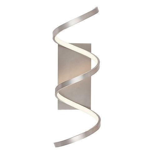 Kuzco Lighting Synergy Antique Silver LED Sconce