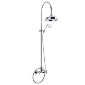 Country Style Externally Mounted Shower System