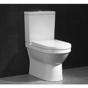 Vitra Floor Standing Toilet Combo with Seat
