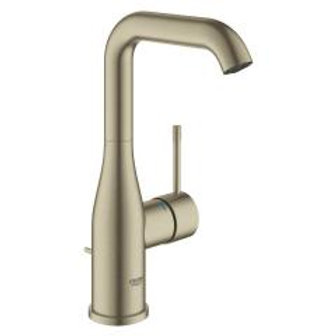 Grohe Essence - Brushed Nickel Tall Sink Faucet