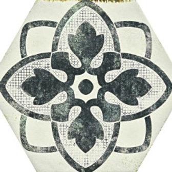 Ragno Eden Moroccan Hexagon Tile