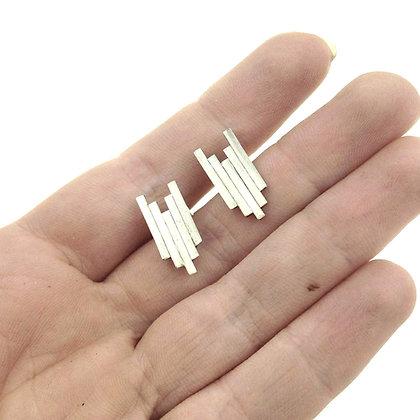 Boucles d'oreilles Fragments