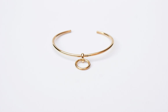 Click & Collect - Bracelet enlacé vermeil