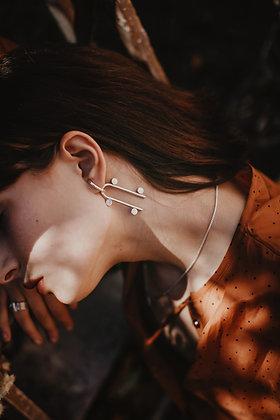 Boucles d'oreilles Dots U