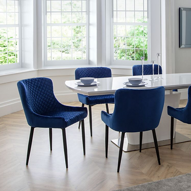 Luxe Dining Set - 6 Seats
