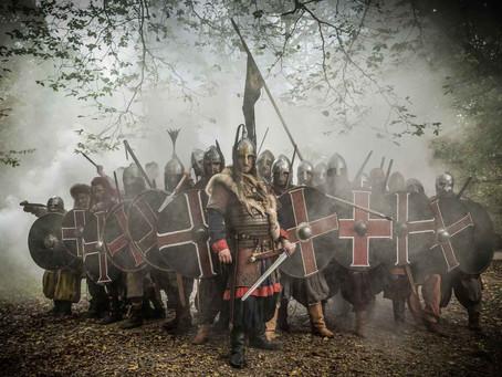 Йомсвикинги - великие войны