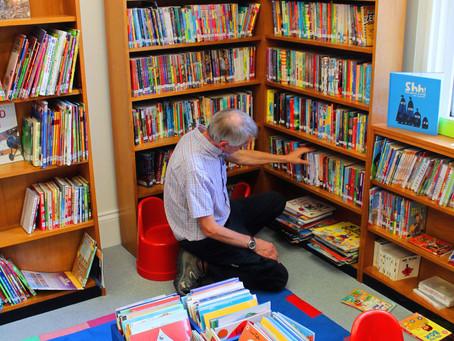Weston Library Saved