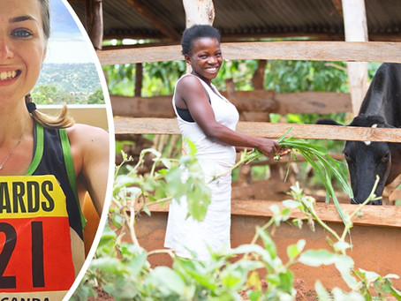 Bath resident runs through African heat to support orphans project