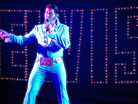Elvis Tribute at Weston pub enjoyed by people of all ages