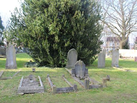 A curious East Twerton gravestone inscription recalls a man who regained his life