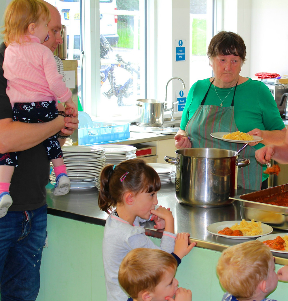 Make Lunch at Southdown Methodist Church