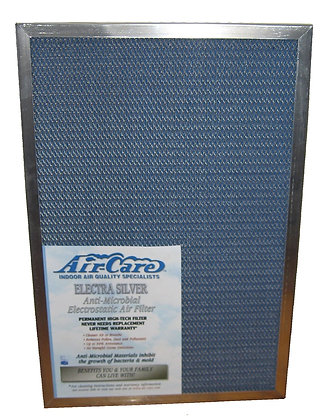 13-1/2 x 17-1/2x1 Permanent A/C Furnace Air Filter