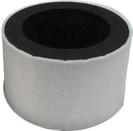 Ionic air purifier quiet breeze hepa filter