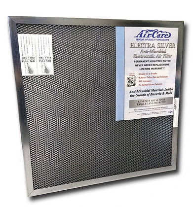 24x30x1 Permanent A/C Furnace Air Filter