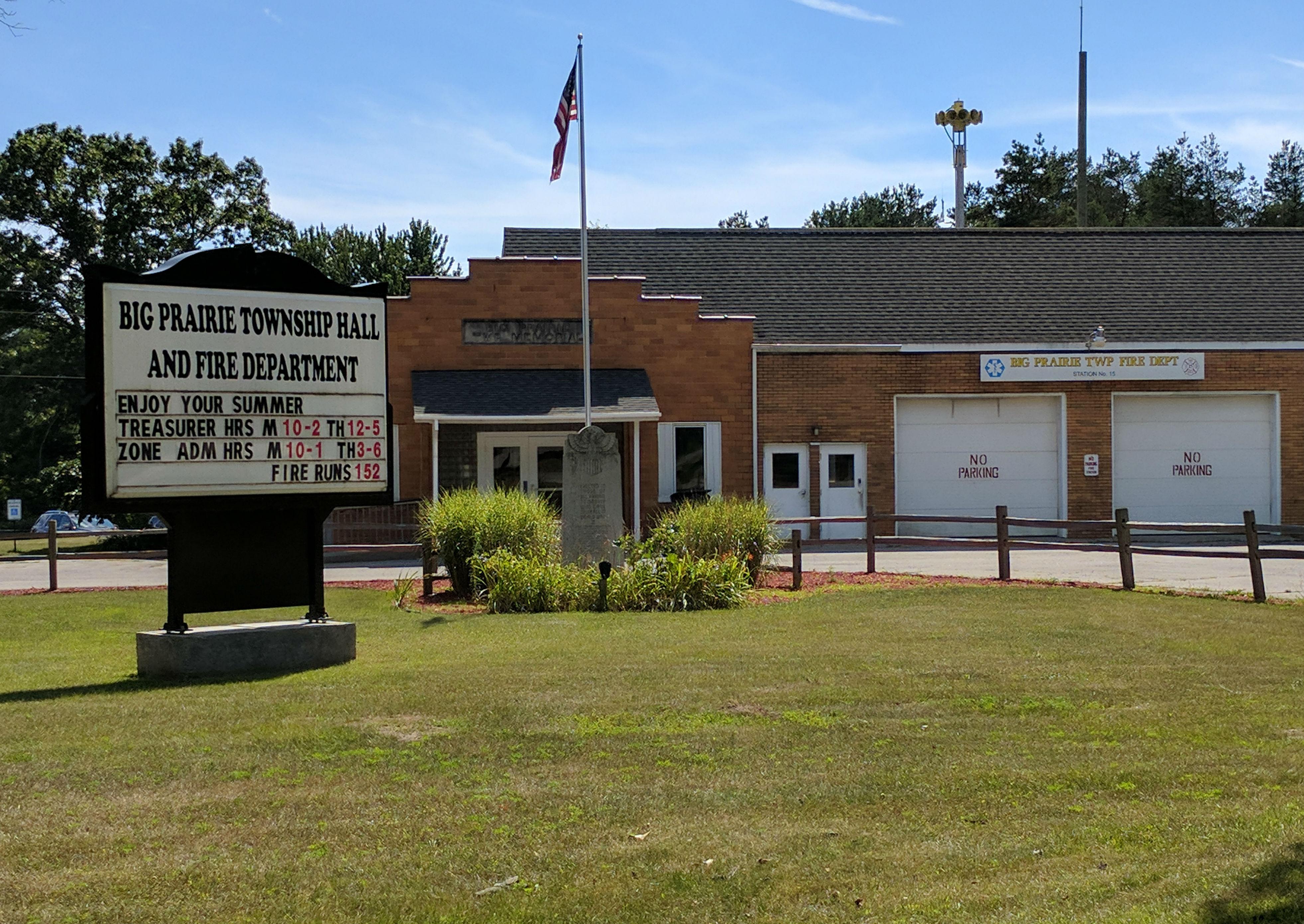 newaygo county michigan public property records