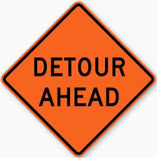 Hardy Dam Road Closed for 3 weeks