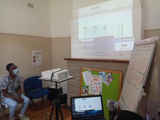 CHIEDZA teams undergo services refresher training session.