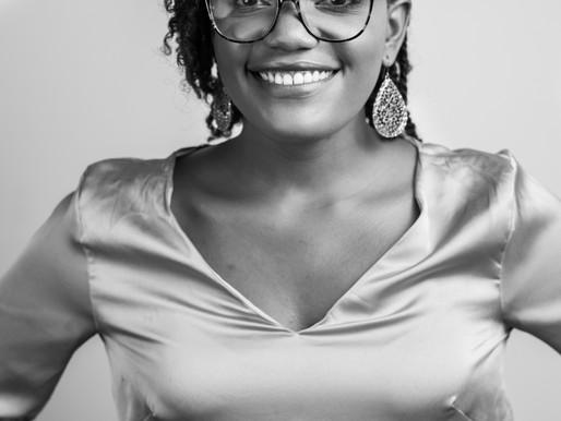 Research fellow, Mandi Tembo, co-hosts LSHTM's first ever Instagram Live on menstrual health.