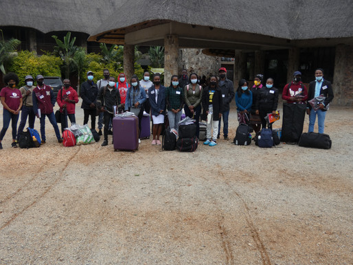 Youth Researchers Academy 2-week residential programme takes off.