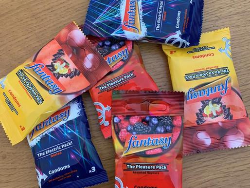 CHIEDZA study custom-designed condoms