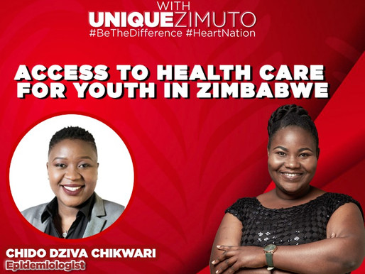 Research fellow discusses healthcare access for youths on the Morning Latte show.