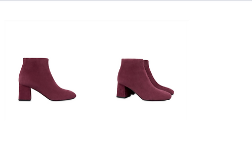 Sloane Square suede ankle boots