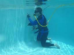 vazamento piscina