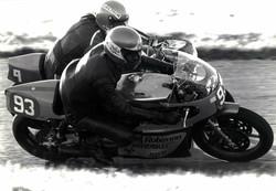 Stan Robinson's Maxton Yamaha