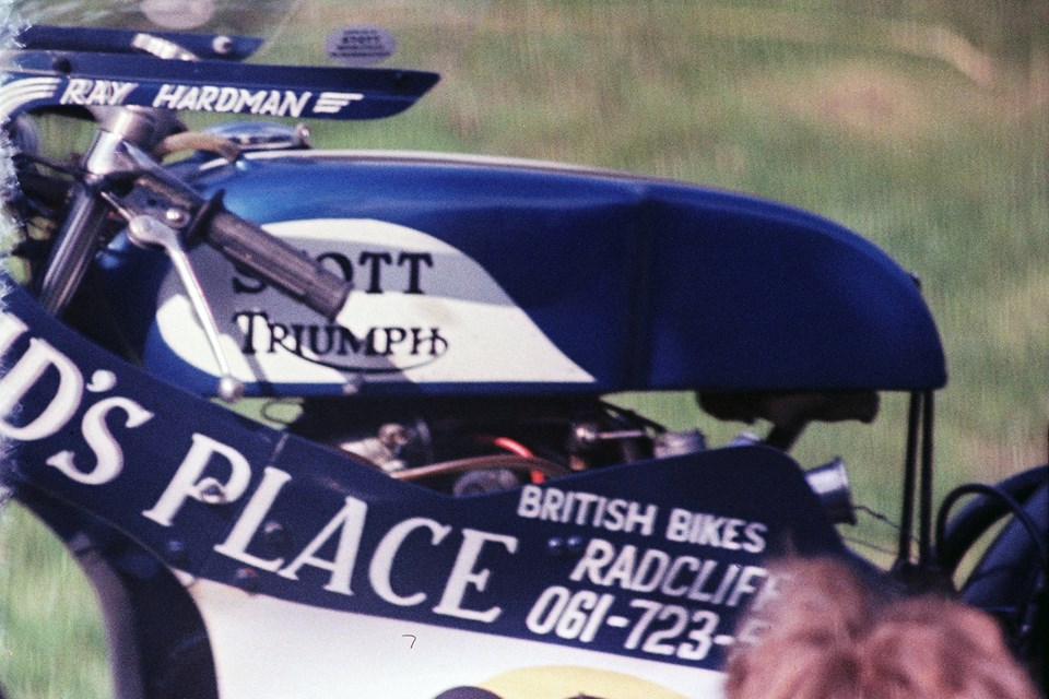 Ray Hardman, Stott Triumph