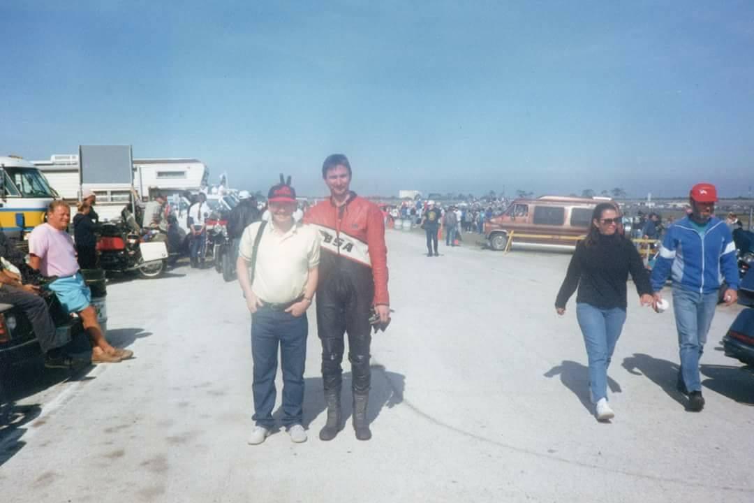 Ray, Daytona 1994