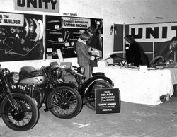 Pete Ner-a-Car, Unity stand Bellevue