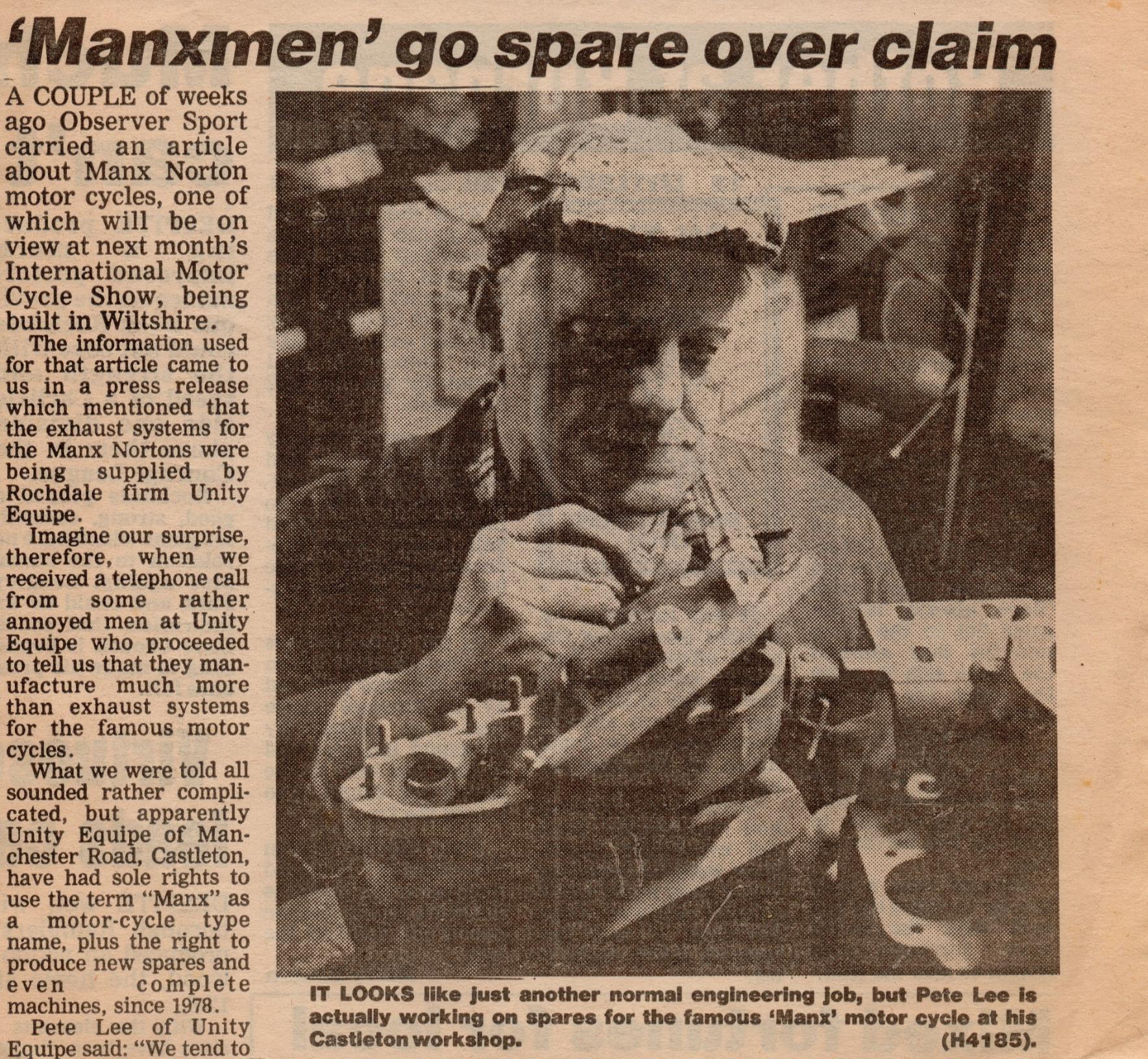 Rochdale Observer 1990
