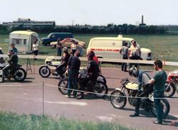 Ray and Mick Payne, Aintree 1983