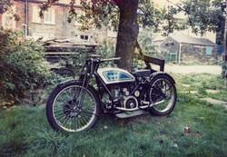 Pete Works Douglas Racer