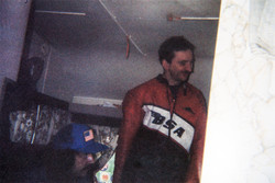 Geoff, Ray's Honda Mechanic, and Ray
