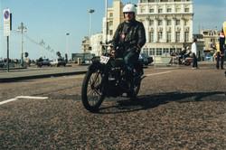 Pete Royal Enfield, Banbury Run