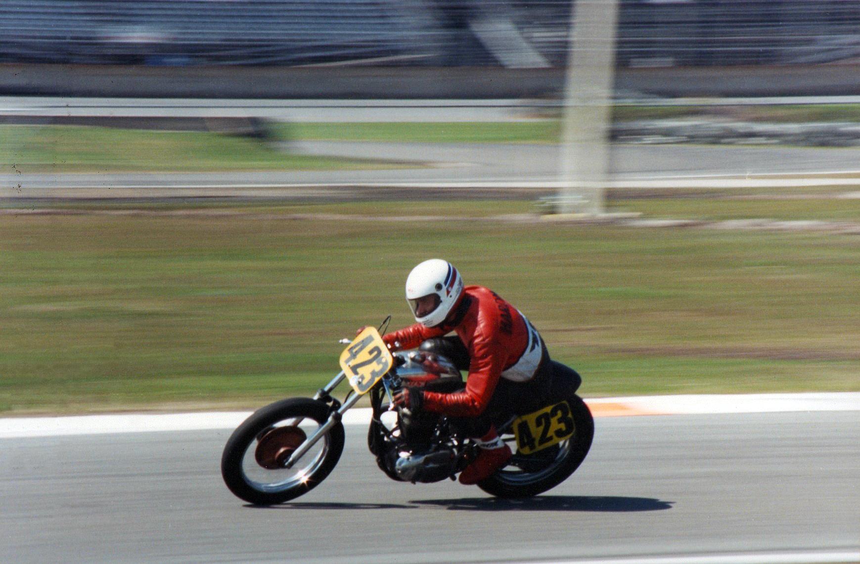 Ray BSA B50 Daytona 1994